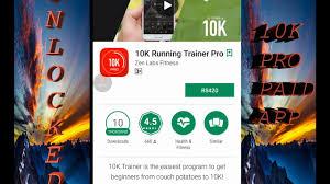 10k pro fitness paid app hacked apk free 2017