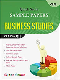 quick score sample papers business studies class xii amazon in  quick score sample papers business studies class xii amazon in vibhu gupta books
