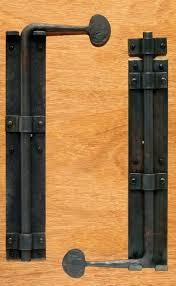 Car Remote Door Locks Barn Door Cane Bolt When Two Doors Come ...