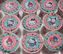 Hello Kitty Cupcakes Buy Cupcakes Product On Alibabacom