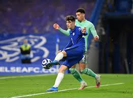 Kai havertz ends difficult season on highest of highs with winning goal in champions league final despite a tough first year in west london with covid and form, chelsea's big money signing. Kai Havertz Praised For Taking Responsibility As Chelsea See Off Everton Newschain