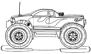 Small Picture truck coloring pages