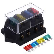 fuse holder box car vehicle Automotive Accessory Fuse Box Trailer Fuse Box
