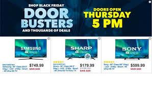 Black Friday 2017 Doorbuster TV Deals Compared: Amazon, Best Buy, Target, Walmart Buy
