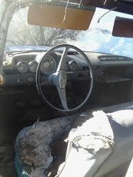 1959 Chevrolet Biscayne 2 Door Post Sedan White For Sale
