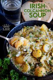 Ham is a staple on southern easter dinner tables, and this recipe takes that classic and gives it a new twist. Irish Colcannon Soup Lord Byron S Kitchen