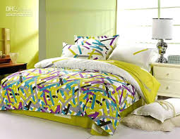 classy idea purple and green comforter set lime bedding sets bed frame katalog f7d2e9951cfc pink circle printing cottonpiece unique setsbeddi on forest