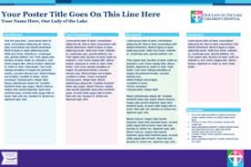 Powerpoint Custom Templates Request Custom Scientific Poster Powerpoint Templates Makesigns