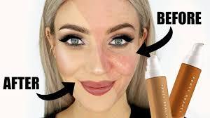 no bullsh t fenty beauty matte foundation review acne oily skin