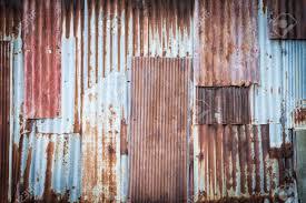 rusty corrugated metal wall stock photo picture and royalty free