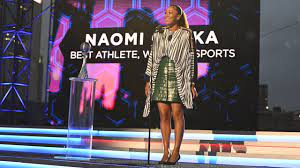 Naomi Osaka Wins Best Athlete in Women ...
