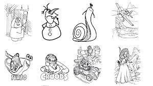 Disegni Da Colorare Animazione