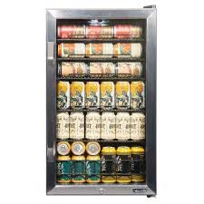 19 in 126 can freestanding beverage cooler