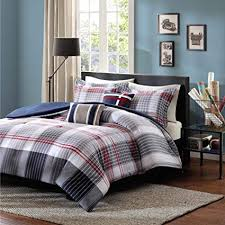 Bed sheets for twin beds Queen Kids Comforter Sets For Boys Teen Boy Bedding Twin Full Queen Size Blue Red White For Bunk Beds Dorm Rooms And Bedrooms Bundle Includes Piece Set And Amazoncom Amazoncom Kids Comforter Sets For Boys Teen Boy Bedding Twin Full