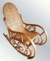 rattan rocking chair antique vintage renovation philippines
