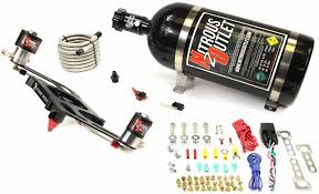 Nitrous Outlet Stinger Plate Jet Chart 4150 Geniii Race Stinger Plate System With Offset Solenoid