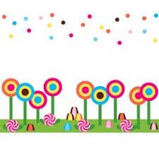 candyland border clip art. Modren Art Candy Land Theme Clipart Throughout Candyland Border Clip Art A