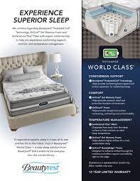 beautyrest world class mattress. Perfect World More Views With Beautyrest World Class Mattress
