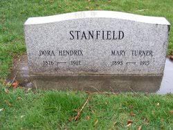Dora Alice Stanfield Hendrix (1876-1917) - Find A Grave Memorial
