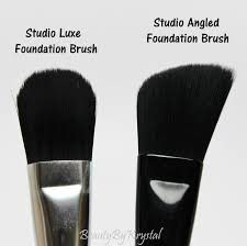 beauty by krystal elf studio luxe brush collection review parisons