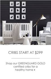 GreenGuard Cribs
