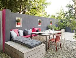 outdoor seating arrangement entertainment area deck bbq