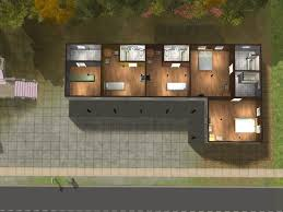 Bates Motel House Floor Plan Forums Community The Sims 3  VAlinePsycho House Floor Plans