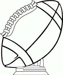 Small Picture Nfl coloring pages trophy ColoringStar