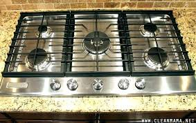 electric stove top cleaner easy off stove top best stove top cleaner best gas after gas