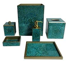 teal bathroom accessories ideas about teal bathroom accessories on aqua teal le glass bathroom accessories
