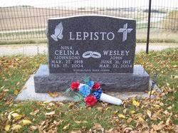 Nina Celina Johnson Lepisto (1918-2004) - Find A Grave Memorial
