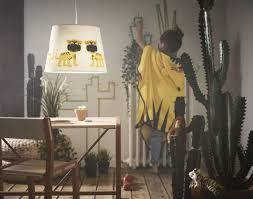 Trollakulla Lampenkap Wit Woonkamers Ikea Lampen Tafel