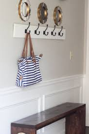 Diy Wall Mounted Coat Rack How To Build A Wall Mounted Coat Rack Wall Mounted Coat Rack Coat 67