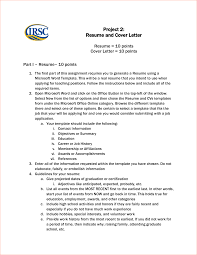 resume and cover letter template microsoft word .