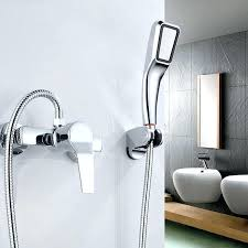 shower heads with handheld attachment handheld shower head for bathtub faucet new installing shower attachment for