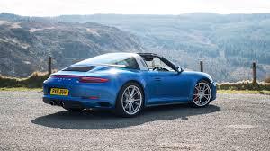 Porsche 911 Targa 4S (2016) review by CAR Magazine