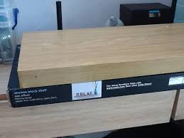 Asda Floating Shelves Delectable Oak Effect Floating Shelves In Ashburton Devon Gumtree