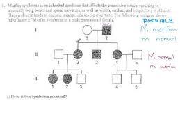 78 Determining Inheritance Marfan Syndrome P62 Youtube