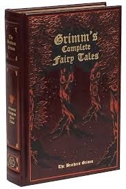 grimm s complete fairy tales leather bound classics