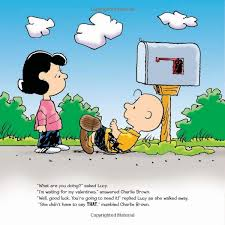 empty mailbox charlie brown. Be My Valentine, Charlie Brown Empty Mailbox S