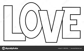 I Love You Graffiti Schrift Graffiti Bilder Zum Ausmalen Idee