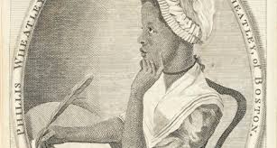 poetry matters phillis wheatley the slave girl who became a  having found herself as a poet phillis wheatley