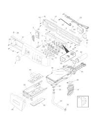 frigidaire washer parts with frigidaire affinity dryer wiring diagram