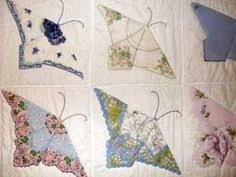 quilt...the butterflies are made from old vintage hankerchiefs ... & quilt...the butterflies are made from old vintage hankerchiefs. | Quilting  | Pinterest Adamdwight.com