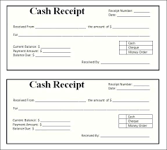 receipt templet printable cash receipt template free download them or print