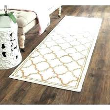 tropical themed rug runners patio runner x 9 outdoor beige orange tropical themed rug