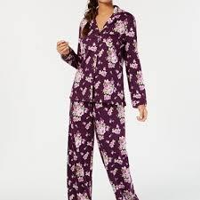 Winter Fleece Long Sleeve Pajama Set Xxxl New Nwt