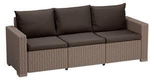 Cushion Pads for Keter Allibert California Rattan Garden Furniture