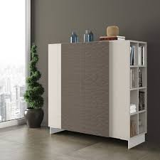 Tall Sideboard avantarea sideboard tall luxury 2p2c16d mink colour and cream 120 4968 by xevi.us