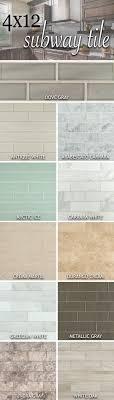 Subway Tile Floor Kitchen 17 Best Ideas About Subway Tile Kitchen On Pinterest Grey Diy